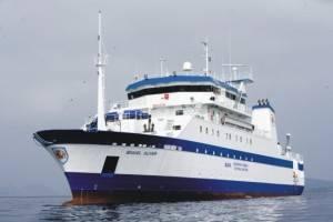 buque oceanográfico Miguel Oliver