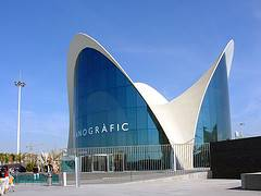 Oceanografic, Ciudad de Las Ciencias, Valencia