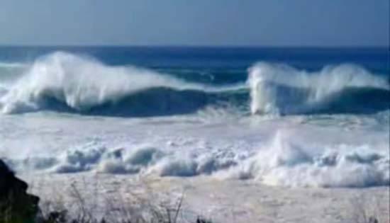 olas poderosas