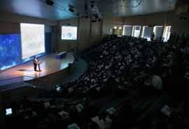 Apertura Conferencia Internacional sobre Biodiversidad marina
