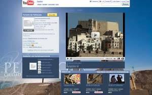 Canal de Turismo de Peñíscola en youtube