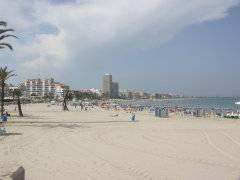 Playa norte Peñíscola 1
