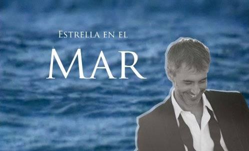 Sergio Dalma, estrella en el mar (Turismo de Peñíscola)