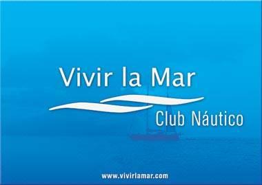 Club naútico Vivir la Mar (logo)