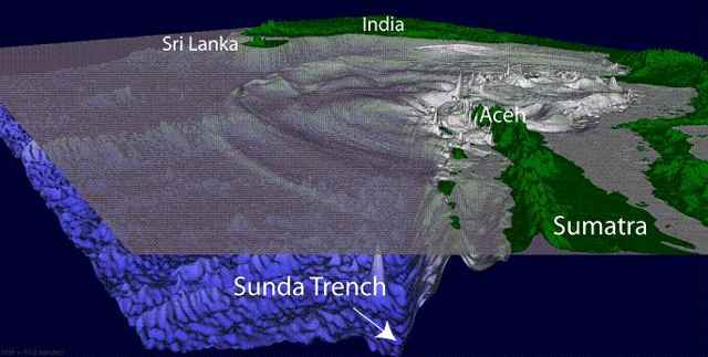 tsunami 2004 Aceh