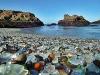 Playa de los Cristales, California