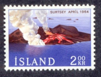 isla - El nacimiento de una isla: Surtsey. Isla-surtsey-lava-sello