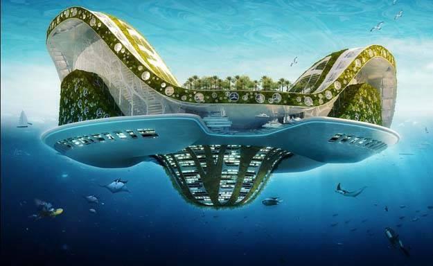 Lilypad, ciudad flotante