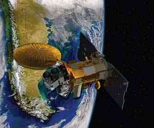 satélite Aquarius/SAC-D