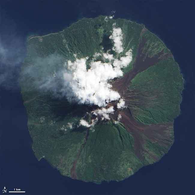 Resultado de imagen para isla volcanica