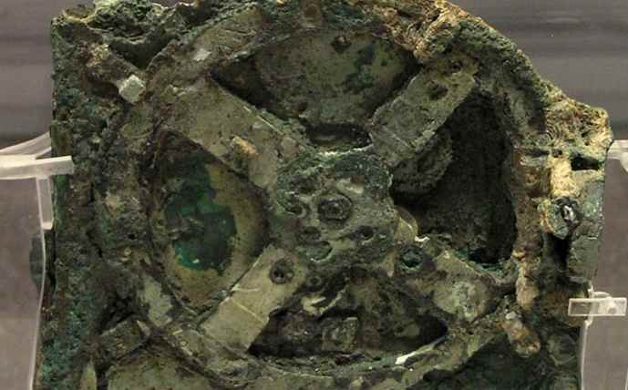 Nuevas pistas estrechan el origen de antigua calculadora astronómica