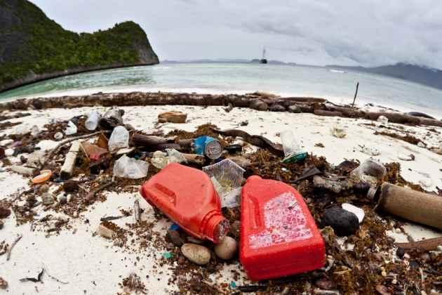 El destino del plástico en el océano sigue siendo un misterio