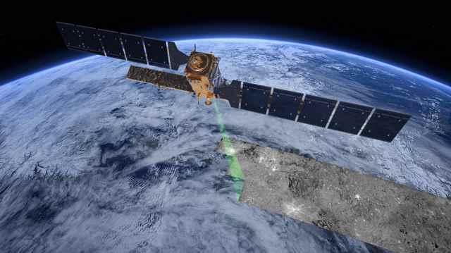 La erupción del volcán Fogo en el radar del satélite Sentinel