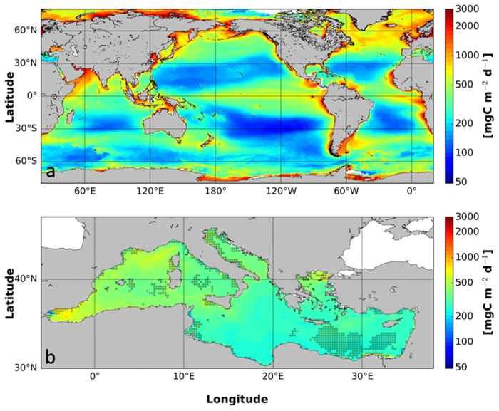 mapa climatología