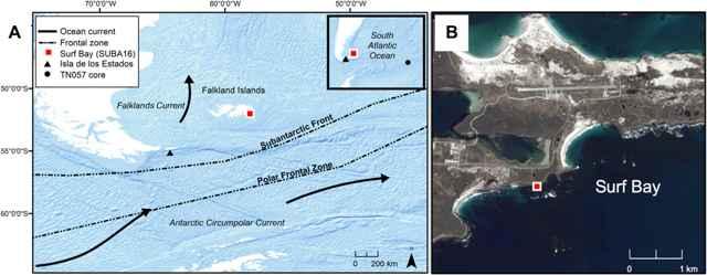 Islas Malvinas estudio