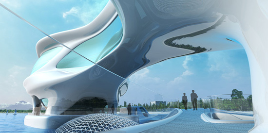 Centro Futurista De Investigaci 243 N Marina Para Estudiar Los