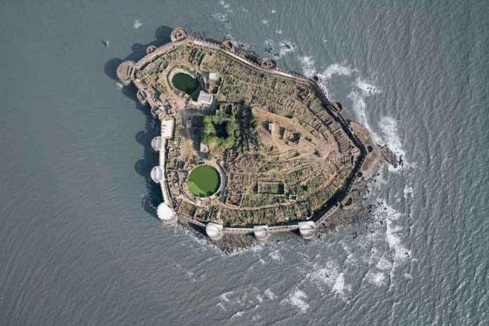 Murud-Janjira, la fortaleza marina jamás conquistada
