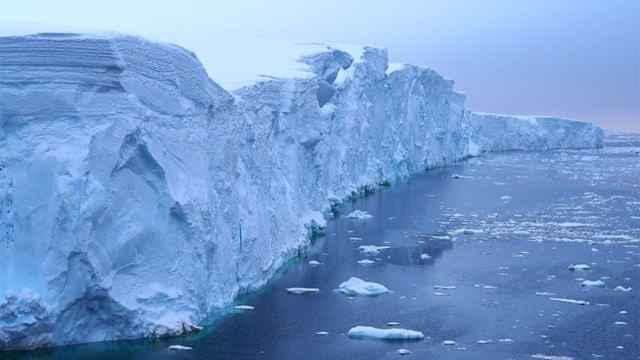 espesor del hielo