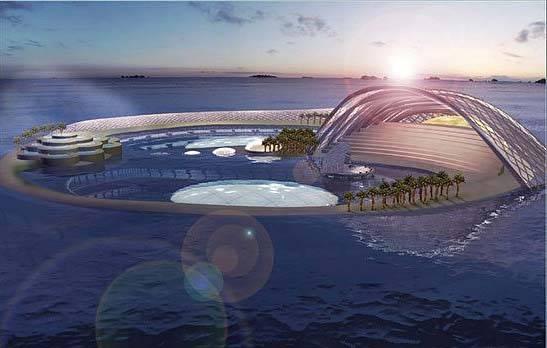 Vivir bajo las olas vista al mar pe scola for Como se llama el hotel que esta debajo del mar